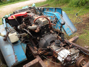 Landcruiser 1971 F engine and transmission