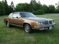 1986 OLDSMOBILE CUTLASS SUPREME - REDUCED TO 1,900