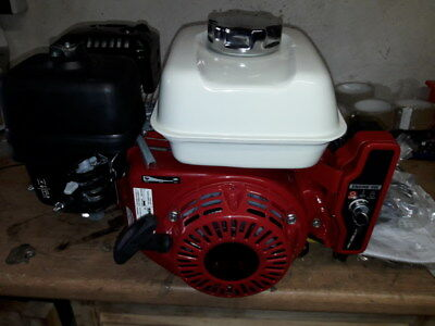 Original  HONDA Motor GX 200 6,5 mit E-Starter NEU 25,4 mm Welle, gebraucht gebraucht kaufen  Deutschland