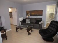 Fully Furnished 2Bdrm. Apt on Regent North for Short Term Rental