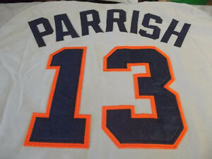 N.W.T. MITCHELL & NESS LANCE PARRISH JERSEY SIZE LARGE Windsor Region Ontario image 6
