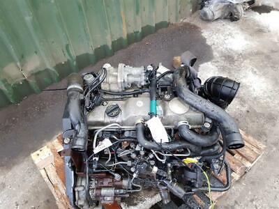 2009-2013 MK1 FORD TRANSIT CONNECT ENGINE 1.8 DIESEL RWPD 15893 Miles Video