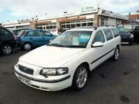 2002 Volvo V70 Estate 2.4 D5 Diesel SE Automatic From £2,395 + Retail Package ES