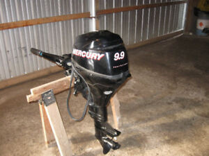 2012 Mercury 9.9 HP Outboard For Sale