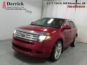 2010 Ford Edge   Used AWD Sport Sunroof Pwr Grp A/C $158 B/W