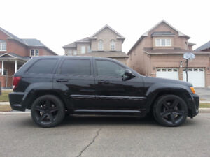 2008 Jeep Grand Cherokee SRT8 (WK1):  Priced to sell