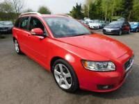 2012 VOLVO V50 DRIVE SE LUX EDITION S/S GREAT SPEC AND £0 ROAD TAX ESTATE DIESEL