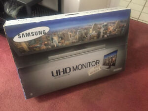 "Samsung 28"" 4k Gaming Monitor w/ FreeSync"