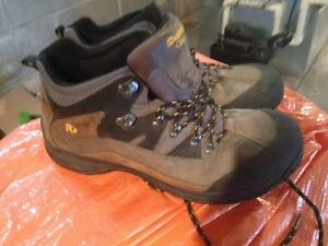 "Dunham ""Cloud"" hiking boots."