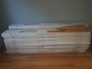 """3 1/4"""" Beechwood hardwood flooring - caramel"""