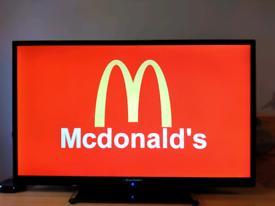39 INCH BLAUPUNKT 1080P LED TV