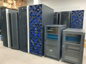 IBM, HP, APC SERVER RACKS SERVER CABINETS, DVR MEDIA CABINETS WALL MOUNTABLE, 6U, 12U, 18U ,21U, 24U,  42U, SERVER SHELF