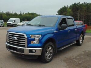 2015 Ford F150 Supercrew 4X4