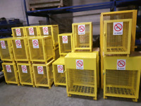 brand new propane cages for sale !!!!!
