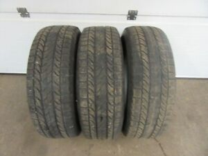 3 BF Goodrich winter salom 225/65r17 Winter Tires