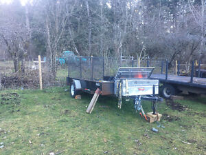 14' x 7' Oasis Trailer with Ramp