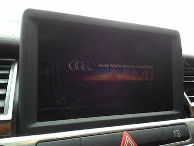 2003-2009 AUDI A8 Info-GPS-TV Navigation Screen 779385