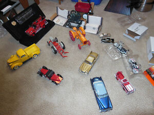 Automobile/ Motorcycle/ Tractor models