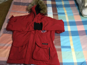 Authentic Canada Goose parka
