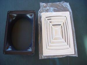 Conduit de ventilation et grille pour Venmar