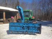 "103"" LUCKNOW Snow Blower~Excellent Condition"