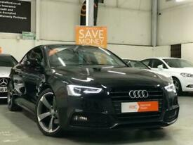 2013 Audi A5 2.0 TDI Black Edition 2dr Coupe Diesel Manual