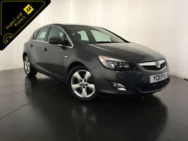 2011 VAUXHALL ASTRA SRI CDTI 5 DOOR HATCHBACK SERVICE HISTORY FINANCE PX WELCOME