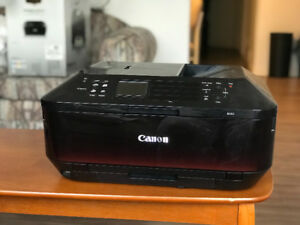 Canon pixma MX922 printer.