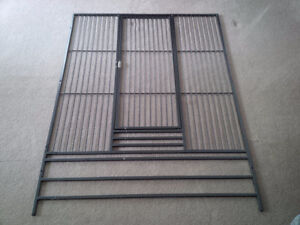 Sides to large parrot cage (unused)