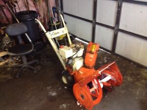 Free pick-up of old non working Snow blowers