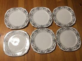 Perfect Bone China Plates.