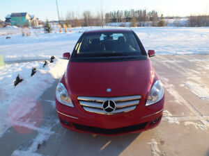2008 Mercedes-Benz B-Class TURBO LOW KM MINT CONDITION!!!