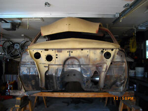 1951 FORD  BUSINESS  COUPE   (  PROJECT CAR  ) Windsor Region Ontario image 2