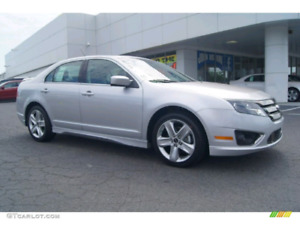 Ford Fusion SEL Sport