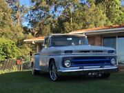 STROKED AND CAMMED 1963 CHEVY C10 Tallebudgera Gold Coast South Preview