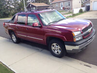 2006 Chevrolet Avalanche trade for sports car