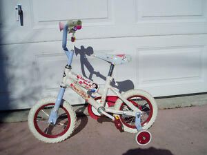"12"" Girl's Bicycle"