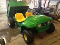Wanted john deere 4x2 gator for parts