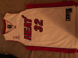Official Shaquille O'Neal Miami Heat Jersey