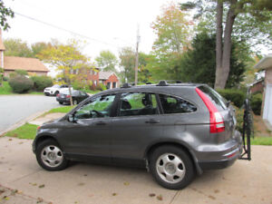 CRV LX Grey SUV Crossover 5 doors 5 seats AWD Automatic