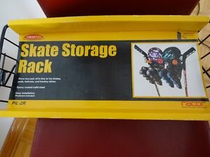 Skate Storage Rack - racor pro (NEW) West Island Greater Montréal image 2