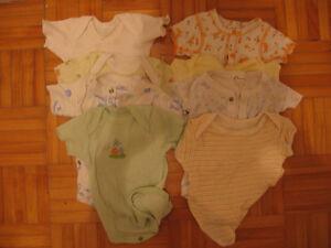 Lot de vêtements -Unisexe - 0-3 mois