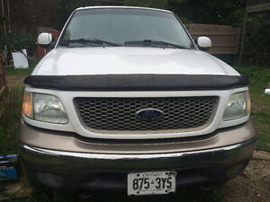 2002 Ford F-150 Pickup Truck London Ontario image 3