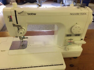 Brother High Speed Quilting machine