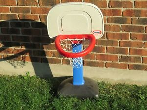 Little Tikes Adjustable Basketball