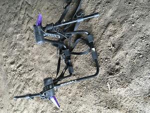 Bike rake for car