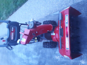 New snowblower for sale