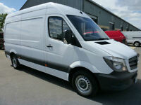 2014 Mercedes-Benz Sprinter 313 CDi MWB High roof, AIR CON, SUPERB ALROUND