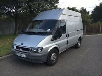 2004 Ford Transit T300 2.0 Turbo Diesel✅Silver long mot✅Px welcome