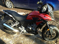 The warm weather is here good time to get out on two wheels.